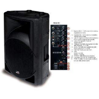 audiodesign pax2 15